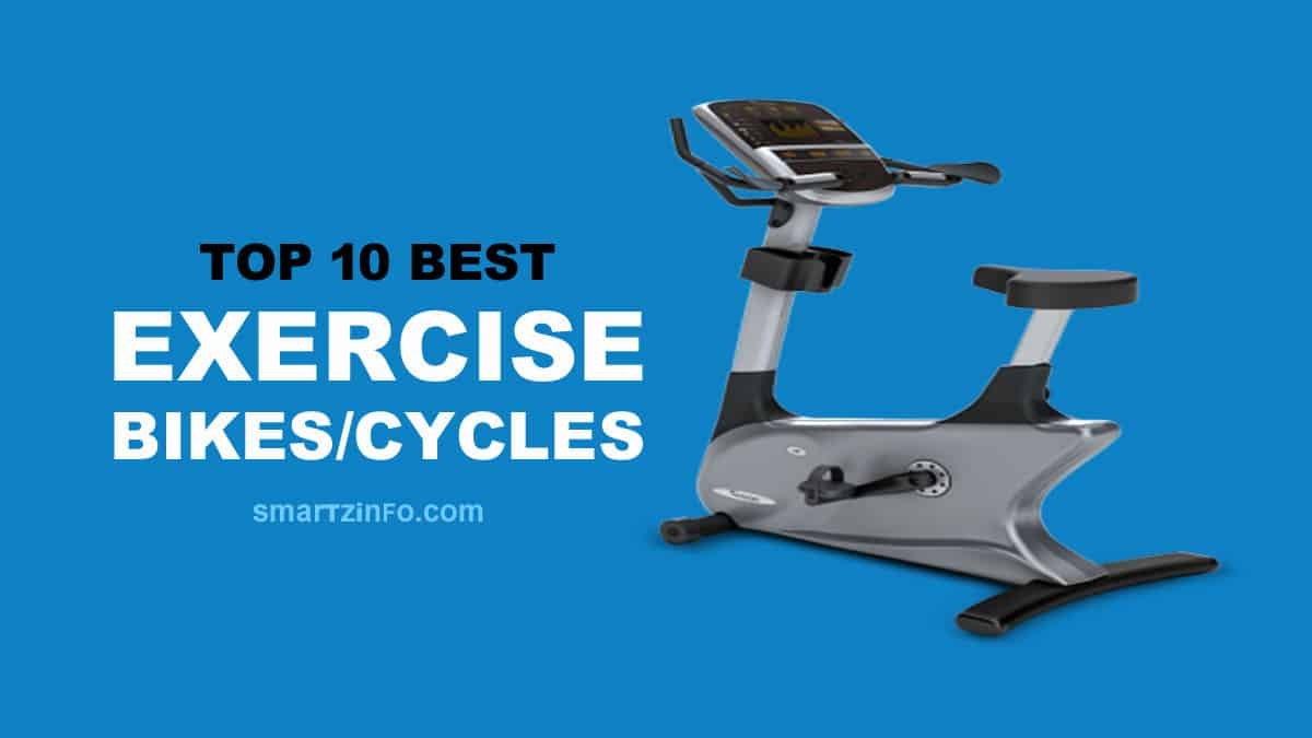 Best Exercise Bikes/Cycles In India 2020 (Reviews & Buying Guide)