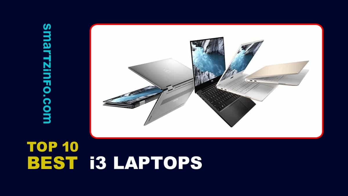 Best i3 Laptops in India