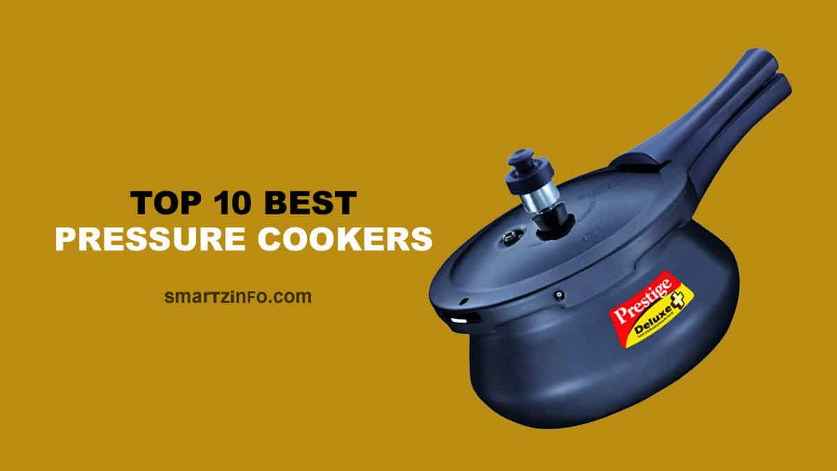 Best Pressure Cookers In India [year] (Reviews & Buying Guide) 2